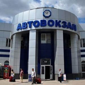 Автовокзалы Ставрополя