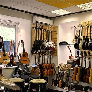 Музыкальные магазины Ставрополя