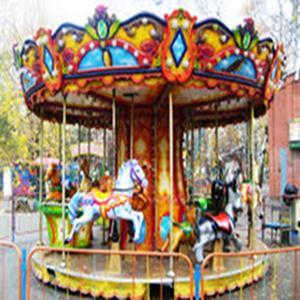 Парки культуры и отдыха Ставрополя