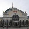 Железнодорожные вокзалы в Ставрополе