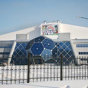 Спортивные комплексы Ставрополя